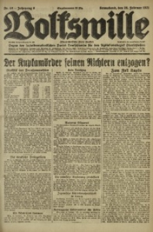 Volkswille, 1921, Jg. 6, Nr. 48