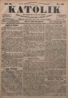 Katolik, 1905, R. 38, nr 148