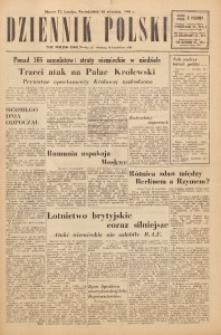 Dziennik Polski, 1940, nr 57