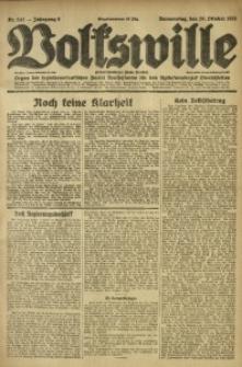 Volkswille, 1921, Jg. 6, Nr. 247