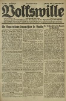 Volkswille, 1921, Jg. 6, Nr. 265