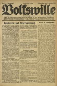Volkswille, 1922, Jg. 7, Nr. 15