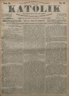 Katolik, 1908, R. 41, nr 51