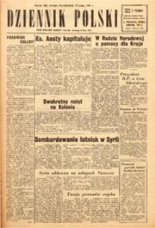 Dziennik Polski, 1941, nr 262