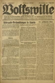 Volkswille, 1922, Jg. 7, Nr. 101