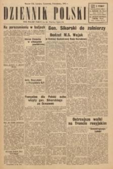 Dziennik Polski, 1942, nr 536