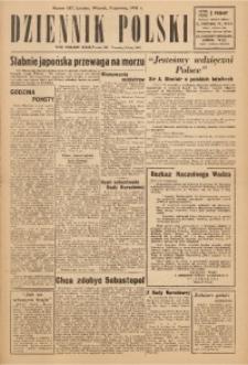 Dziennik Polski, 1942, nr 587