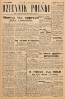 Dziennik Polski, 1942, nr 628