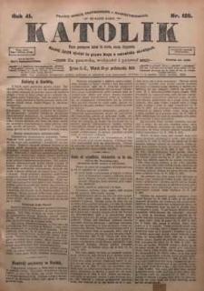 Katolik, 1908, R. 41, nr 126