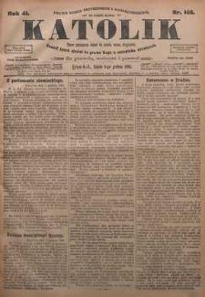 Katolik, 1908, R. 41, nr 146