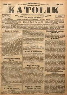 Katolik, 1915, R. 48, nr 30