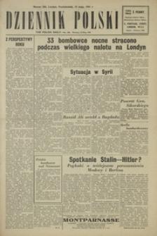 Dziennik Polski, 1941, nr 256