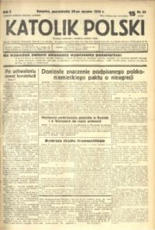 Katolik Polski, 1934, R. 10, nr 23