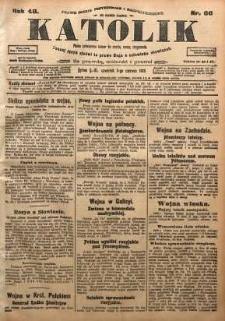 Katolik, 1915, R. 48, nr 66
