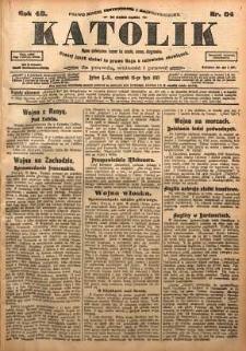 Katolik, 1915, R. 48, nr 84