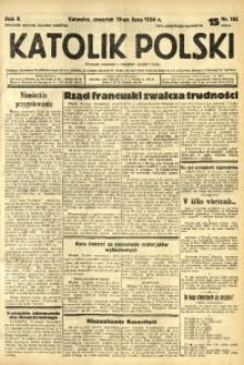 Katolik Polski, 1934, R. 10, nr 163