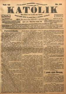 Katolik, 1915, R. 48, nr 95