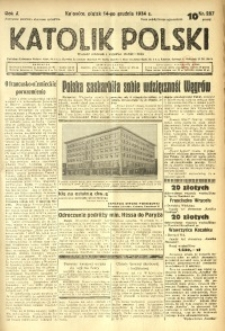 Katolik Polski, 1934, R. 10, nr 287