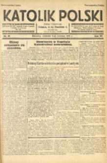 Katolik Polski, 1931, R. 7, nr 81