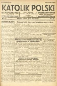 Katolik Polski, 1931, R. 7, nr 114
