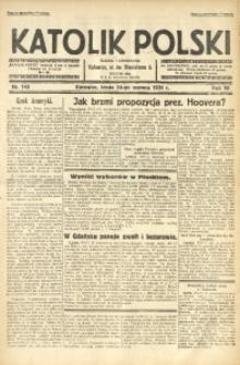 Katolik Polski, 1931, R. 7, nr 143