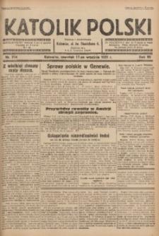 Katolik Polski, 1931, R. 7, nr 214