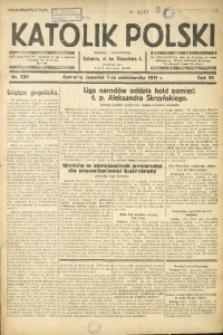 Katolik Polski, 1931, R. 7, nr 226