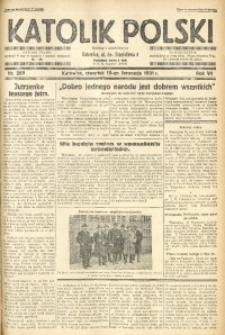 Katolik Polski, 1931, R. 7, nr 268