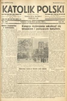 Katolik Polski, 1931, R. 7, nr 279