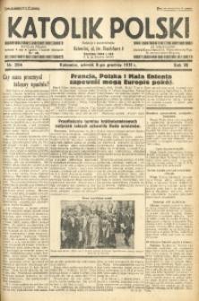 Katolik Polski, 1931, R. 7, nr 284