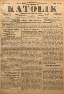 Katolik, 1915, R. 48, nr 132
