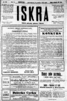 Iskra. Dziennik polityczny, społeczny i literacki, 1919, R. 10, nr 290