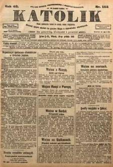 Katolik, 1915, R. 48, nr 155