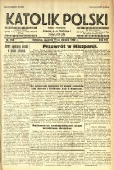 Katolik Polski, 1932, R. 8, nr 184