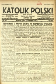 Katolik Polski, 1932, R. 8, nr 193