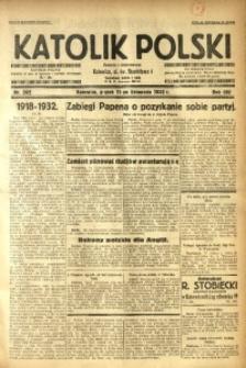 Katolik Polski, 1932, R. 8, nr 262
