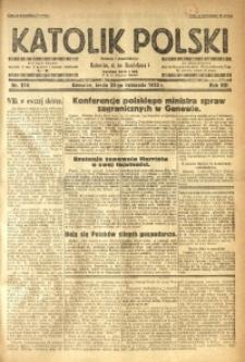 Katolik Polski, 1932, R. 8, nr 274