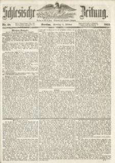 Schlesische Zeitung, 1855, Jg. 114, Nr. 58