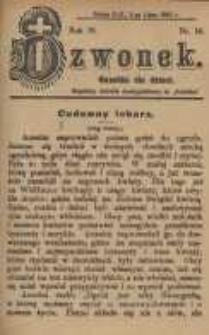 Dzwonek, 1903, R. 10, nr 14