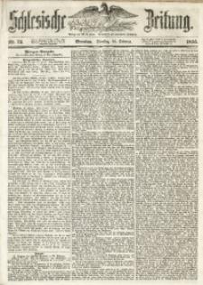 Schlesische Zeitung, 1855, Jg. 114, Nr. 72