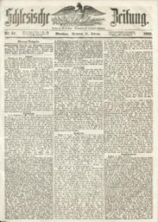Schlesische Zeitung, 1855, Jg. 114, Nr. 87