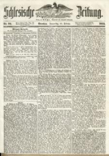 Schlesische Zeitung, 1855, Jg. 114, Nr. 88