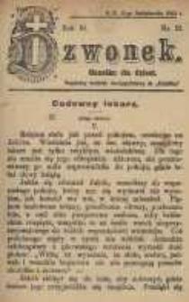 Dzwonek, 1903, R. 10, nr 21