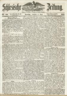 Schlesische Zeitung, 1855, Jg. 114, Nr. 190