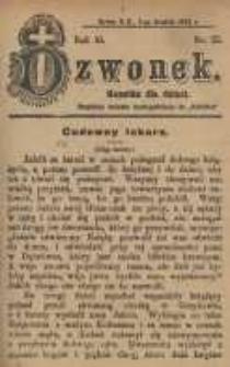 Dzwonek, 1903, R. 10, nr 25