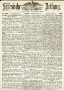 Schlesische Zeitung, 1855, Jg. 114, Nr. 245