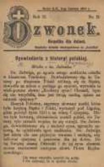 Dzwonek, 1904, R. 11, nr 11