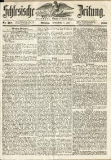 Schlesische Zeitung, 1855, Jg. 114, Nr. 310