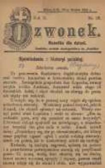 Dzwonek, 1904, R. 11, nr 26