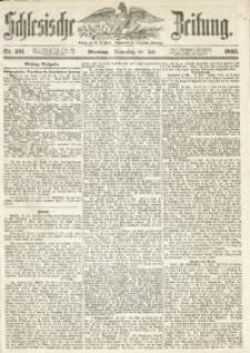 Schlesische Zeitung, 1855, Jg. 114, Nr. 331